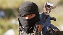 Las imágenes exclusivas del último bastión de Estado Islámico en Siria
