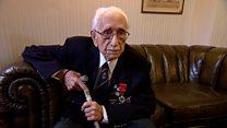 Veteran, 95, given Legion d'Honneur