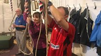 Bell ringers try three hour bell peal
