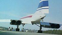 'Special' Concorde celebrates 50 years