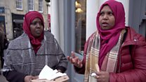 The Somali mums taking on the takeaways in Bristol