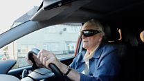 'Driving isn't about your age'