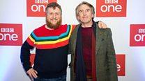 'Coogan is my comedy hero' - Tim Key