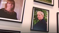 MP portraits celebrate right to vote