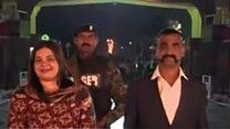 ဖမ်းဆီးထားတဲ့ အိန္ဒိယတိုက်လေယာဉ်မှူးကို ပါကစ္စတန် ပြန်လွှတ်