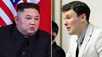 Was Kim really clueless about US student death?