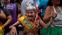 Carnival for psychiatric patients