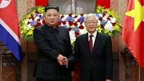 Bắc Hàn muốn 'hợp tác phát triển mọi lĩnh vực' với VN