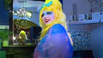 Meet the drag queen with a difference