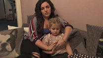 'I don't want to not have a mum'