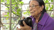 বাংলাদেশের প্রথম পেশাদার নারী ফটোগ্রাফার সাইদা খানম