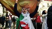 Algeria students in fresh rally against Bouteflika