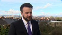 Colum Eastwood 'not betrayed' by Mark Durkan move