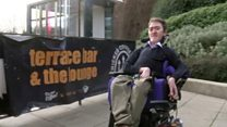 'I won't let my disability get in my way'