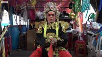 Hý kịch Trung Hoa đang lụi tàn ở Thái Lan