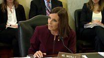 US Senator: I was raped by a military superior