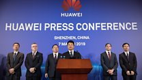 Huawei to sue US government