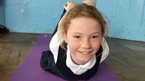 Yoga in schools has 'profound impact'