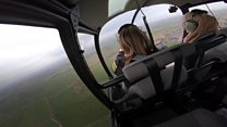Why are there so few female helicopter pilots?