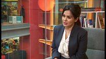 گفتگو با مریم شجاعی فعال کارزار 'حق من' برای حضور زنان در استادیومهای فوتبال