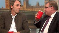 TV stare-off over Brexit