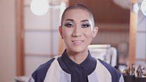 Японский монах-визажист нашел буддизм в своем искусстве