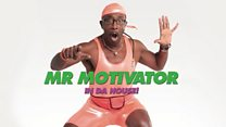 BBC Wellbeing Season: Mr Motivator IN DA HOUSE - MediaCityUK workout