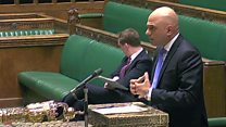 Javid on UK nationals who go to Syria