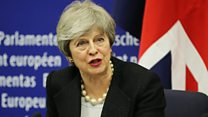 We have secured what MPs asked for - May