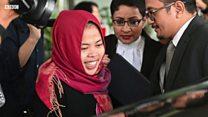 Vụ Kim Jong-nam: Nghi phạm người Indonesia được trả tự do