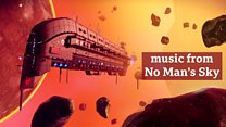 The music of video game No Man's Sky