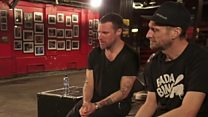 Sleaford Mods: Brexit word 'makes me shiver'