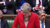 May: 'This House risks no Brexit at all'