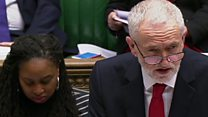 Corbyn: Not one single word has changed