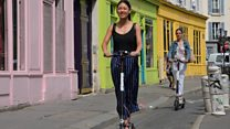 Scooting off: Is this the answer for short journeys?