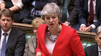 May: I profoundly regret MPs' decision