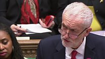 Corbyn: PMs deal 'twice rejected and now dead'