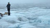 આ બરફ બન્યો વૈજ્ઞાનિકોનાં ડરનું કારણ