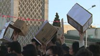 Anger after 12 babies die in Tunis hospital