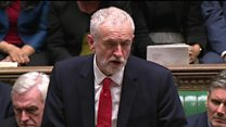 Corbyn: Extending Article 50 is 'now inevitable'