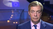 Farage 'preparing' for MEP elections in May