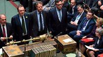 How MPs rejected a no-deal Brexit