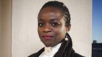 """Julie Owono : """" Internet permet la libre expression et l'instauration de la démocratie """"."""
