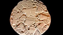 """شاهد عینی: ماجرای کشف """"خدای ماه"""" در مکزیک"""