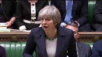May: MPs 'need to face up to consequences'