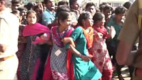 பொள்ளாச்சி வன்கொடுமை: போராட்ட களத்தில் கல்லூரி மாணவர்கள்