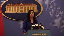 Người phát ngôn Bộ Ngoại giao Việt Nam