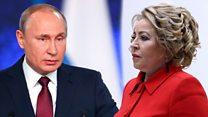 Басня от Путина и мем от Матвиенко: как и о чем шутят политики?