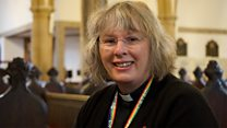 Trans vicar: 'People relate to people'