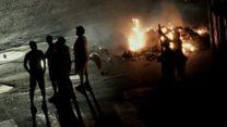 """""""Страна во тьме. Люди умирают"""". Сильный монолог о блэкауте в Венесуэле."""